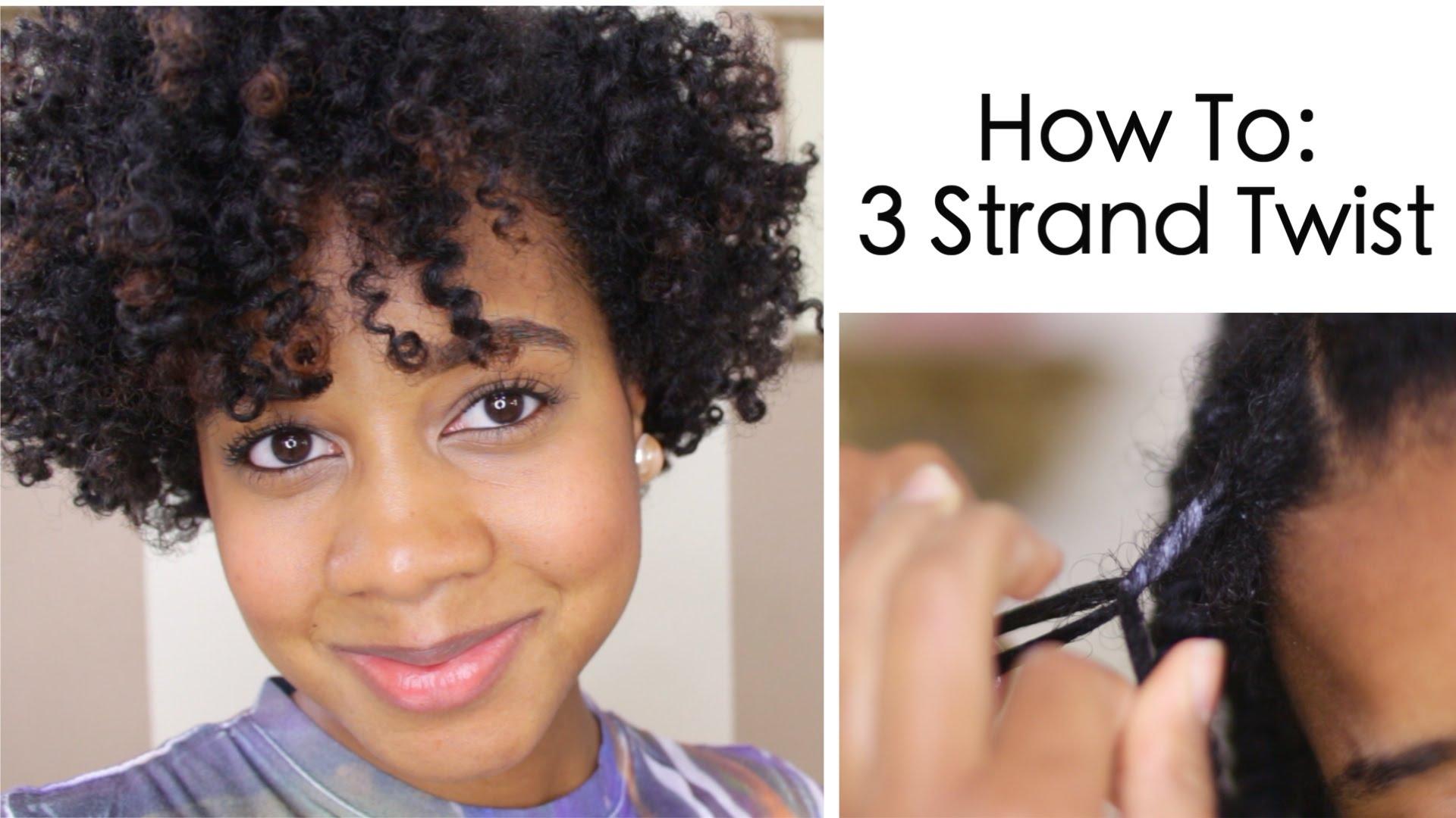 The Perfect Flat Twist Out Short Shrunken 4c Hair Adore Natural Me