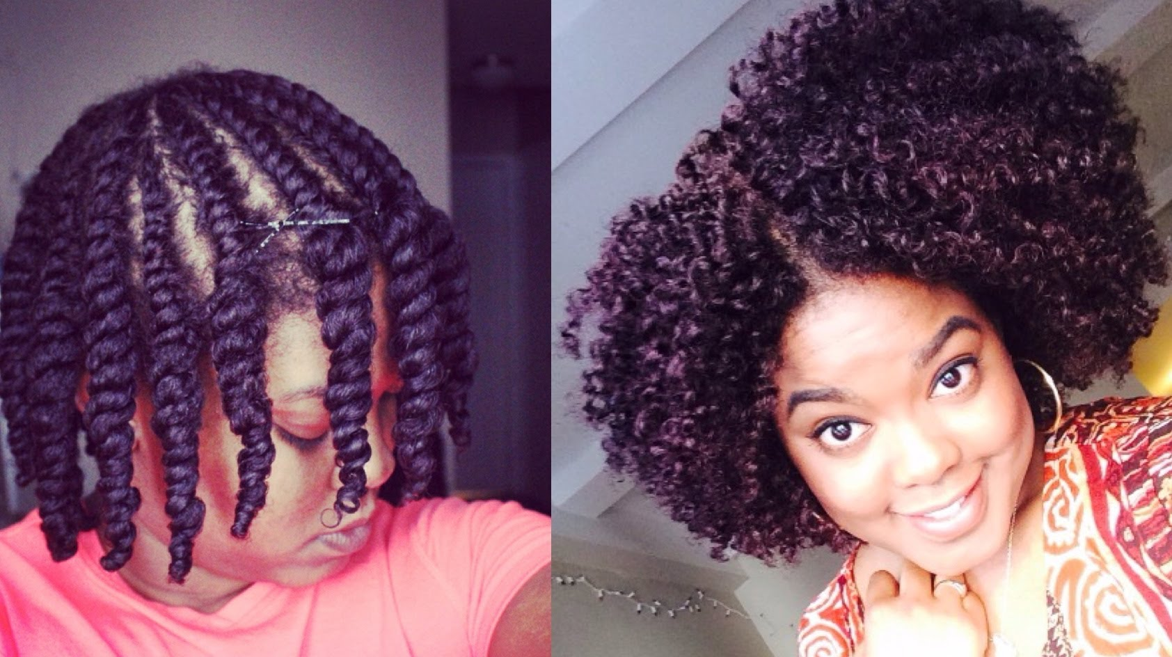 Let It All Hang Out With Twist Outs Braid Outs Bantu Knots Archives Page 3 Of 3 Adore Natural Me