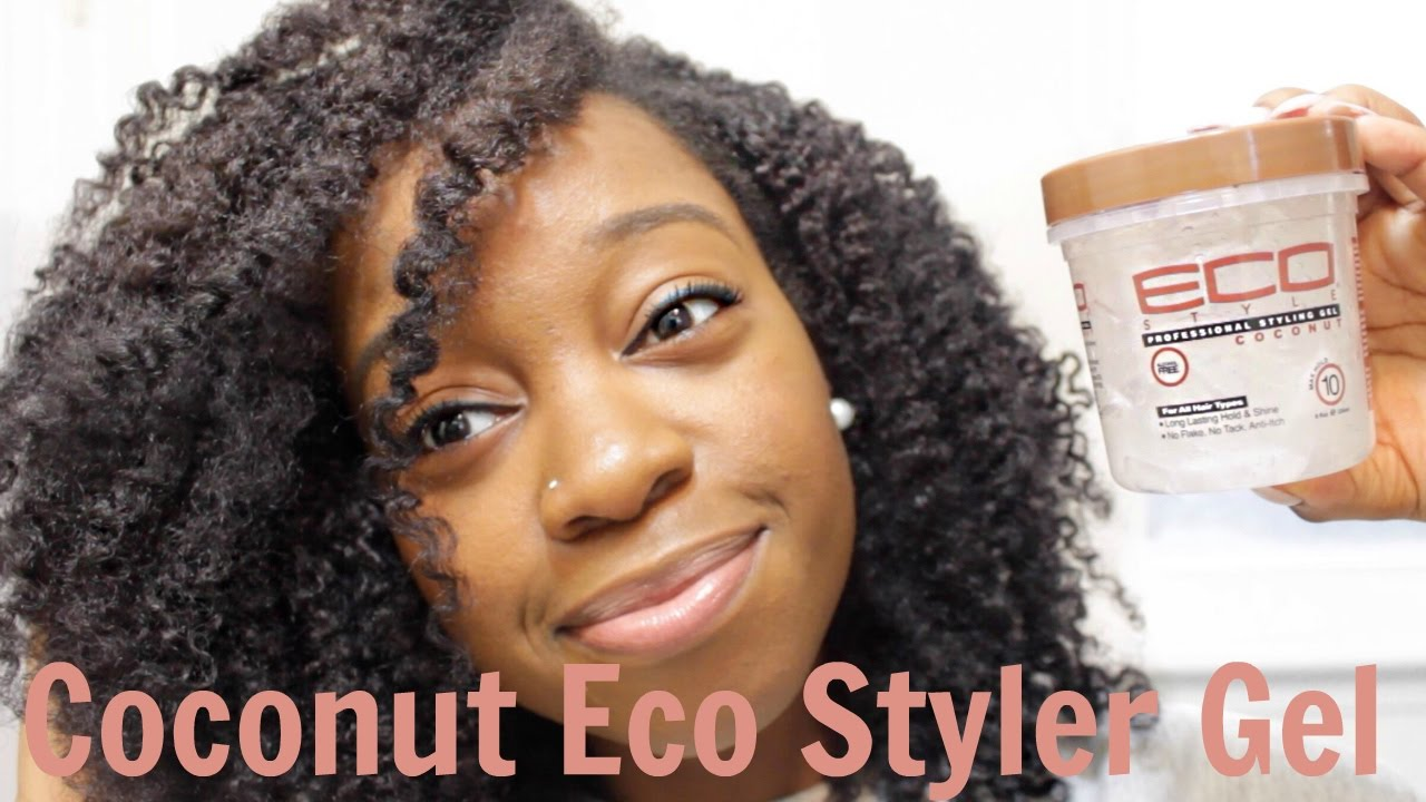 Twist Out Using Coconut Eco Styler Gel Adore Natural Me