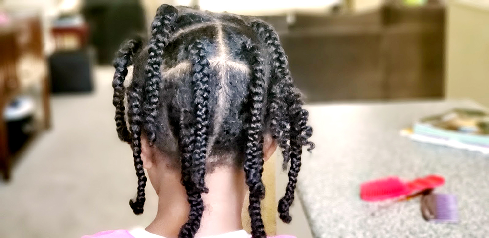 my kids wash day routine for natural hair
