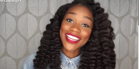 learn how to wand your natural curls