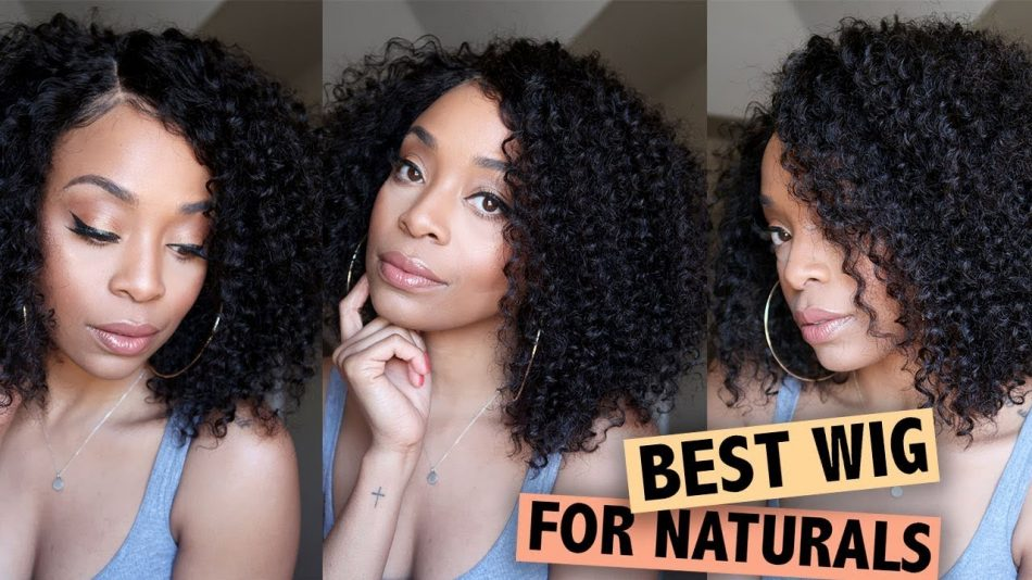 Seriously The BEST Curly Wig For Naturals Youtube video