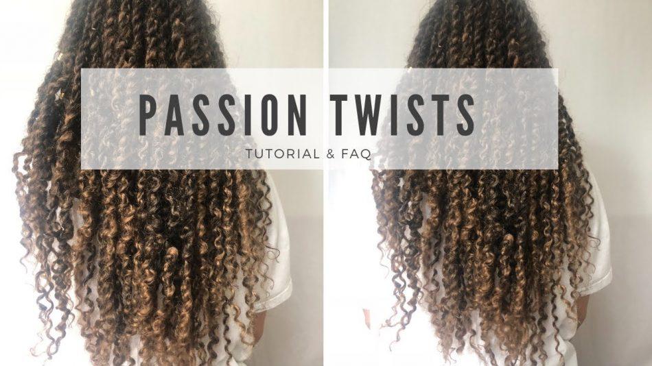 Passion Twist Fluffy Twistboho Twist Tutorial Faq 2018